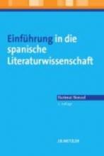 Stenzel, Hartmut Einf�hrung in die spanische Literaturwissenschaft