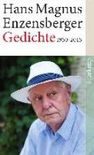 Enzensberger, Hans Magnus Gedichte 1950-2015