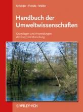 Schröder, Winfried Handbuch der Umweltwissenschaften