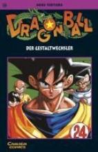 Toriyama, Akira Dragon Ball 24. Der Gestaltwechsler