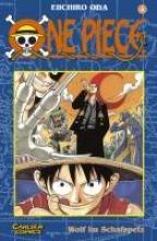 Oda, Eiichiro One Piece 04. Der Abhang