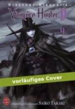 Takaki, Saiko Vampire Hunter D 04