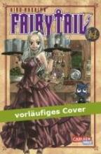 Mashima, Hiro Fairy Tail 14
