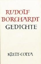 Borchardt, Rudolf Gedichte