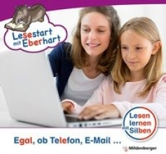 Brandau, Nicole Lesestart mit Eberhart: Egal, ob Telefon, E-Mail ...