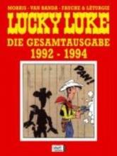 Morris Lucky Luke Gesamtausgabe 21 1992-1994