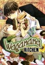 Monchi, Kaori Wagamama Kitchen