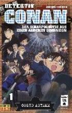 Aoyama, Gosho Detektiv Conan - Der Scharfschtze aus einer anderen Dimension 01
