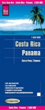 , Reise Know-How Landkarte Costa Rica, Panama 1 : 550.000