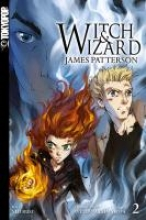 Patterson, James Witch & Wizard 02