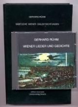 Rühm, Gerhard Smtliche Wiener Dialektgedichte