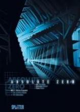 Bec, Christophe Absolute Zero 01. Mission Sibirien