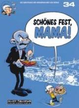 Seron, Pierre Die Abenteuer der Minimenschen 34. Schönes Fest, Mama!