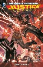 Johns, Geoff Justice League 06: Trinity War 2