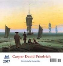 Caspar David Friedrich 2017 Postkartenkalender
