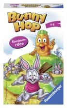 , Spel Ravensburger Bunny Hop konijnenrace