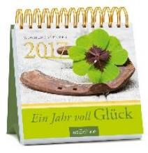 Ein Jahr voll Glück 2017 Wochenkalender