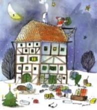 Janosch Weihnachtshaus Adventskalender