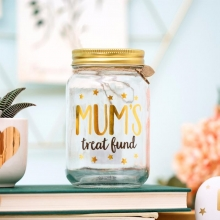, Spaarpot Mum`s Treat Fund