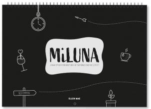 , MiLuna Familieplanner 2021