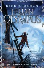Rick Riordan , Het bloed van Olympus