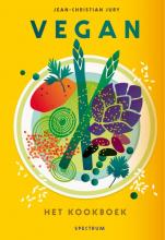 Jean-Christian  Jury VEGAN - Het kookboek