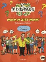 Hec  Leemans, Annemie  Bosmans Waar of niet waar ?
