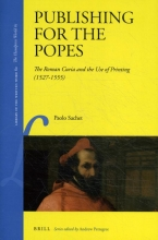 Paolo Sachet , Publishing for the Popes