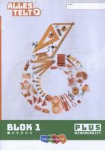 , Alles telt Q Pluswerkschrift blok 1 t/m 6 groep 6