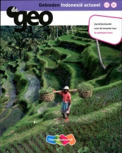 J.H.A.  Padmos, A.M.  Peters De Geo Gebieden Indonesie actueel havo tweede fase Studieboek
