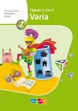 Karin  Janssen, Adriaan  Maters, Varia Tijdvak 1 tm 5 Geschiedenis Groep 8