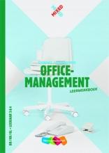 , Officemanagement BB/KB/GL leerjaar 3 & 4 leerwerkboek