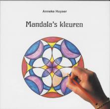 A. Huyser , Mandala`s kleuren