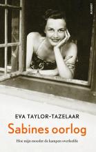 Eva Taylor-Tazelaar , Sabines oorlog