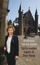 Dominique van der Heyde Spitsroeden lopen in Den Haag