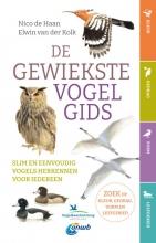 Elwin van der Kolk Nico de Haan, De gewiekste vogelgids
