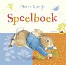 Beatrix  Potter Pieter Konijn: Speelboek