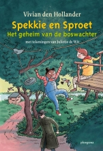 Vivian den Hollander , Het geheim van de boswachter
