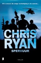 Chris Ryan , Spervuur