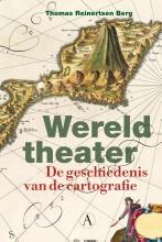 Thomas Reinertsen Berg , Wereldtheater