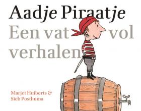 Marjet Huiberts , Een vat vol verhalen
