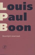 Louis Paul  Boon Boontje`s reservaat - Verzameld werk Deel 11