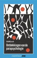 G.N.M. Tyrrell , Ontdekkingen van de parapsychologie