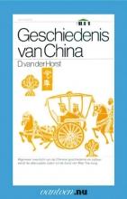 D. van der Horst Geschiedenis van China