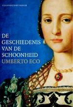 Eco, Umberto De geschiedenis van de schoonheid
