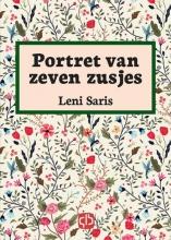 Leni  Saris Portret van zeven zusjes - grote letter uitgave