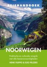 Henk  Filippo, Elio  Pelzers Reishandboek Noorwegen