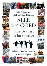 Robbert-Jan Henkes Erik Bindervoet, Alle 214 goed