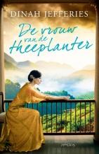 Dinah  Jefferies De vrouw van de theeplanter