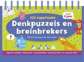 Anita  Hemmink 101 Superleuke denkpuzzels en breinbrekers (vanaf 9 jaar)